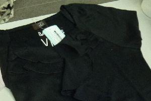 フリルTシャツ(汗じみ防止加工)