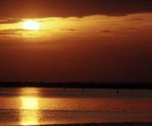 sun set / christopher.d.heald
