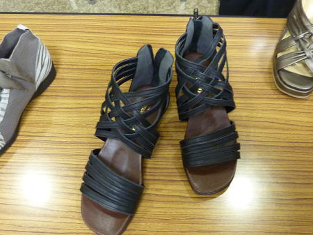 ミスキョウコの靴