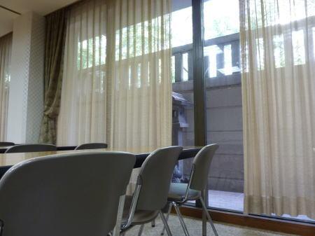 難波神社のレンタル会議室