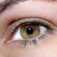 My eye by neuroticcamel