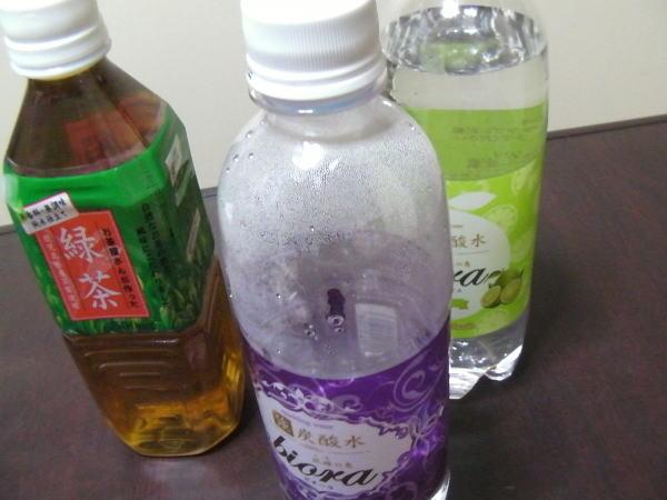2日目の炭酸水