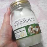 Begardenのココナッツオイルを直接食べてみた&大瓶でお買い物する際の注意点
